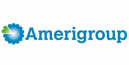 Amerigroup insurance accepted